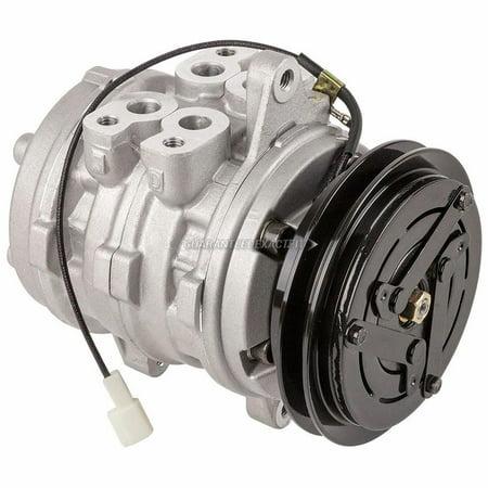 AC Compressor & A/C Clutch For Chevy Sprint & Suzuki Samurai