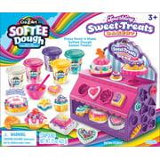 Cra-Z-Art Softee Dough Sparkling Sweet Treats Bakery Modeling Compound Play Set