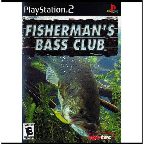 Image of Fisherman'S Bass Club (PS2) - Pre-Owned