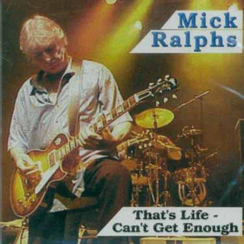 Mick Ralphs - That's Life [CD]