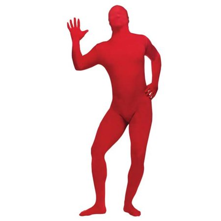 Skin Suit For Kids (Costumes For All Occasions FW131262RD Skin Suit Red Child)