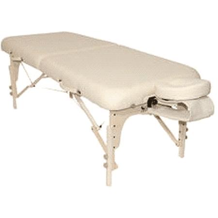 - Custom Craftworks Heritage Portable Masseuse Massage Table