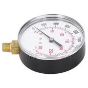 FTVOGUE Pressure Gauge Vacuum Pressure Gauge Fashionable And Beautiful For Home Home