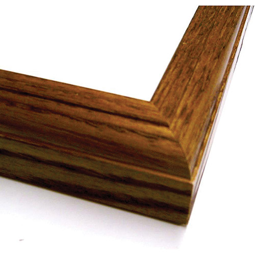 "Quilt Magic Solid Oak Frame, 6"" x 6"""