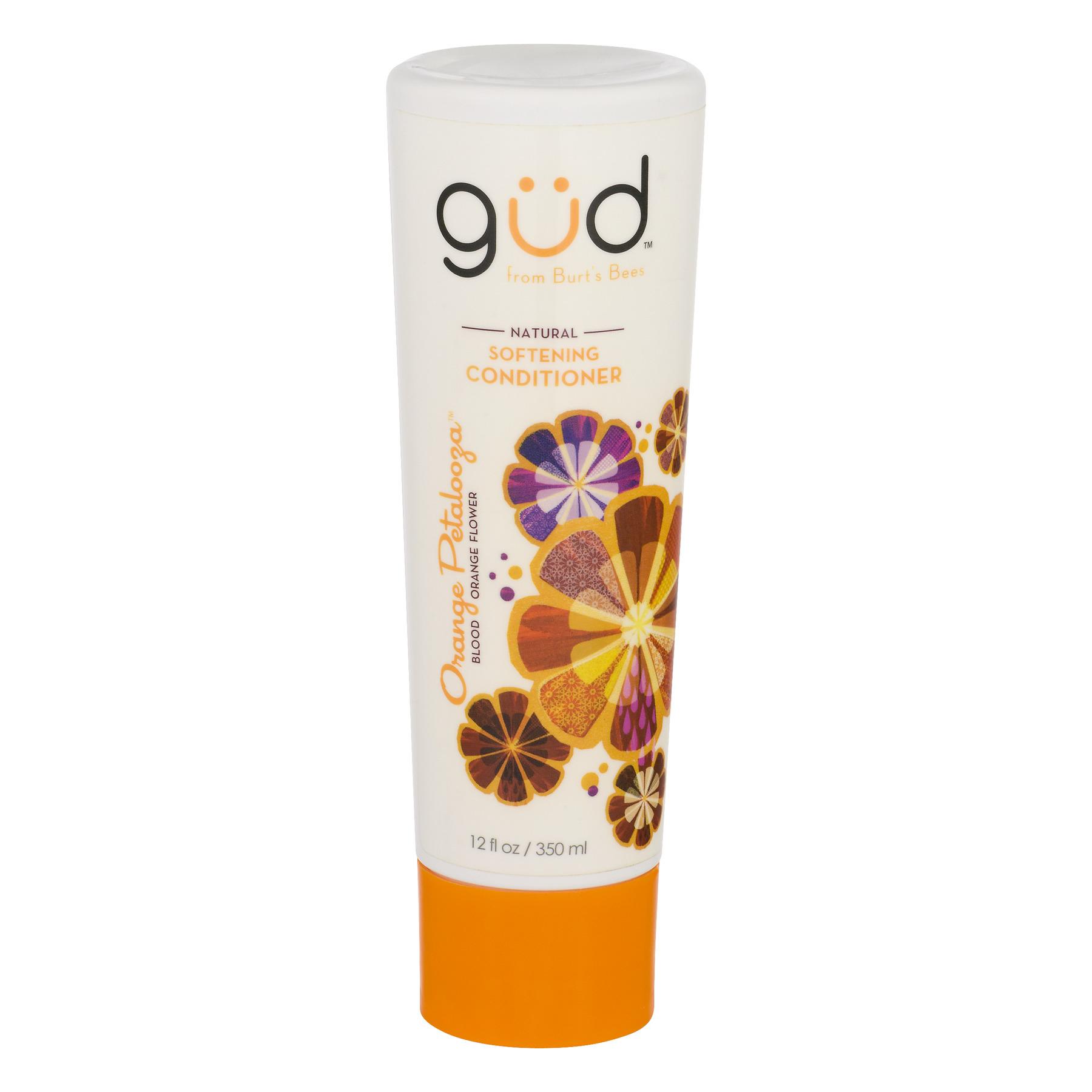 Gud Softening Conditioner Orange Petalooza, 12.0 FL OZ