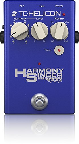 TC Helicon Harmony Singer 2 Vocal Effects Processor (Certified Refurbished) by TC Electronic