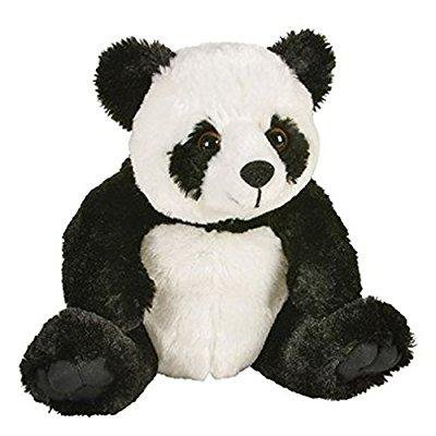 8 panda plush stuffed animal toy