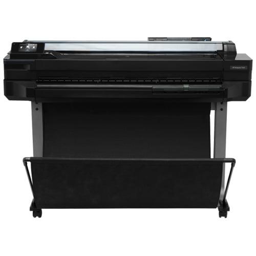 HP CQ893C#B1K DesignJet T520 Printer w  HP Thermal Inkjet Print Technology by HP