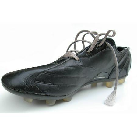 LAMINATED POSTER Shoe Kicker Football Black Football Boot Poster Print 24 x