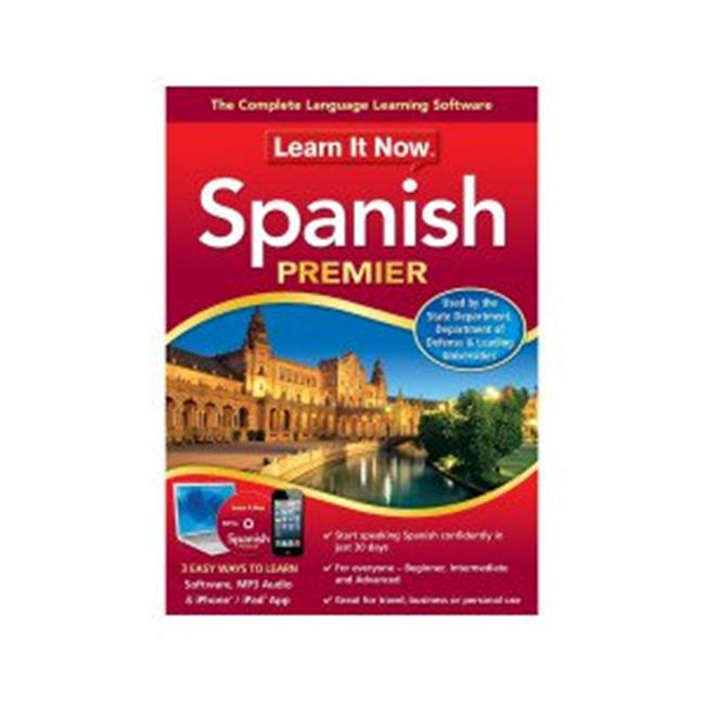Learn It Now Spanish, Mac (Email Delivery)