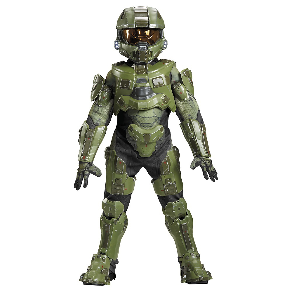 Ultra Prestige Master Chief Child Costume - Large