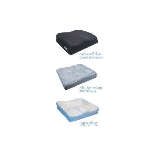 Hudson Medical Pressure Eez 3'' Supreme Cushion