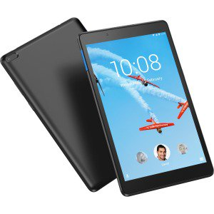Lenovo Tab E8, 8u0022 Android Tablet, MediaTek Processor, 1.3GHz, 16GB Storage, Slate Black