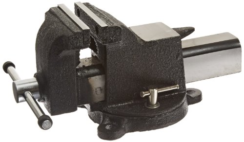 "Yost Vises 904-AS 4"" Heavy Duty Steel Bench Vise by Yost Vises"