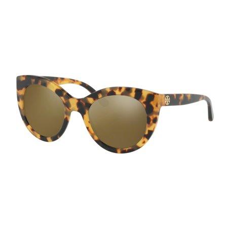 0662ca6d1236a Tory Burch - Sunglasses Tory Burch TY 7115 1499Y8 TOKYO TORTOISE -  Walmart.com