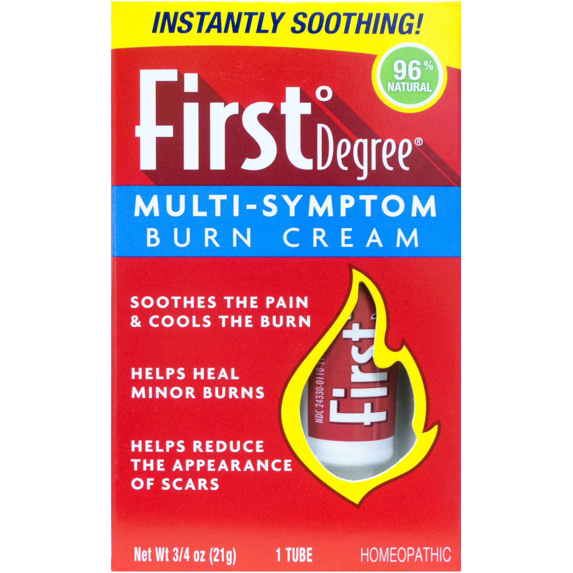 First Degree Burn Cream, 0.75 oz