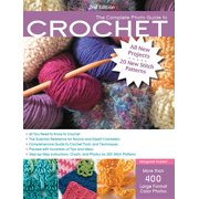 Complete Photo Guide: The Complete Photo Guide to Crochet, 2nd Edition (Paperback)