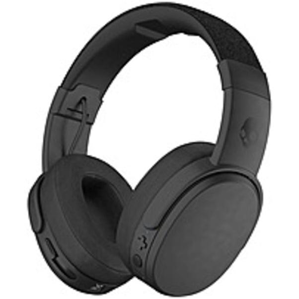 Refurbished Skullcandy Crusher Wireless Headphone - Stereo - Coral, Black - Wireless - Bluetooth - 32 Ohm - Over-the-head - Binaural - Circumaural