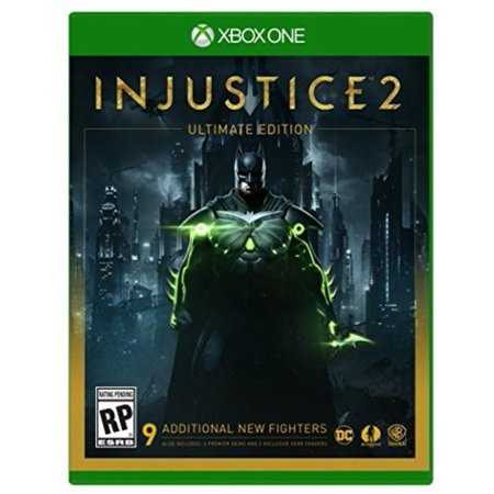 Warner Bros. Injustice 2: Ultimate Edition for Xbox One