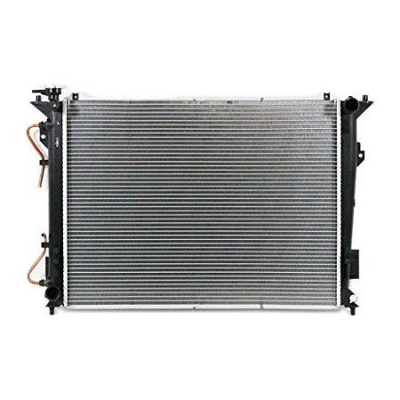 Radiator - Pacific Best Inc For/Fit 2831 06-10 Hyundai Sonata 2.4/3.3L 06-2/08 Kia Optima 2.4L 06-10 Optima 2.7L 11-11 Azera 2.4L