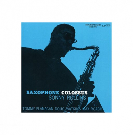 Sonny Rollins - Saxophone Colo Poster Poster Print