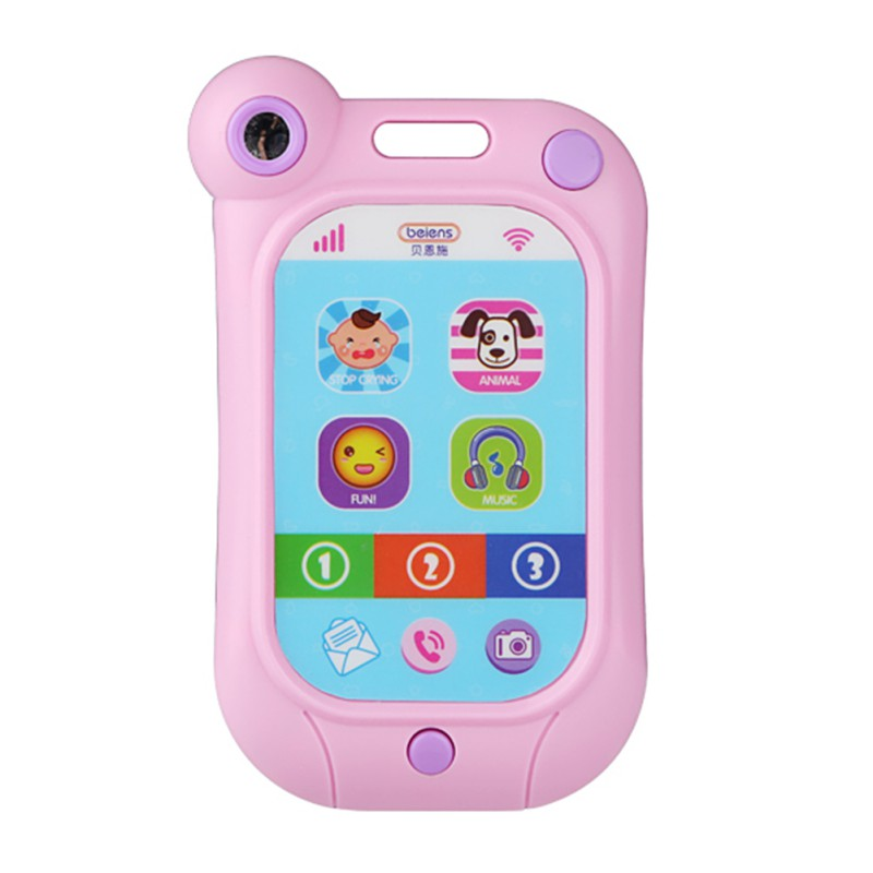 Babula Baby Multi-functional Mobile Phone Early Educational Toys