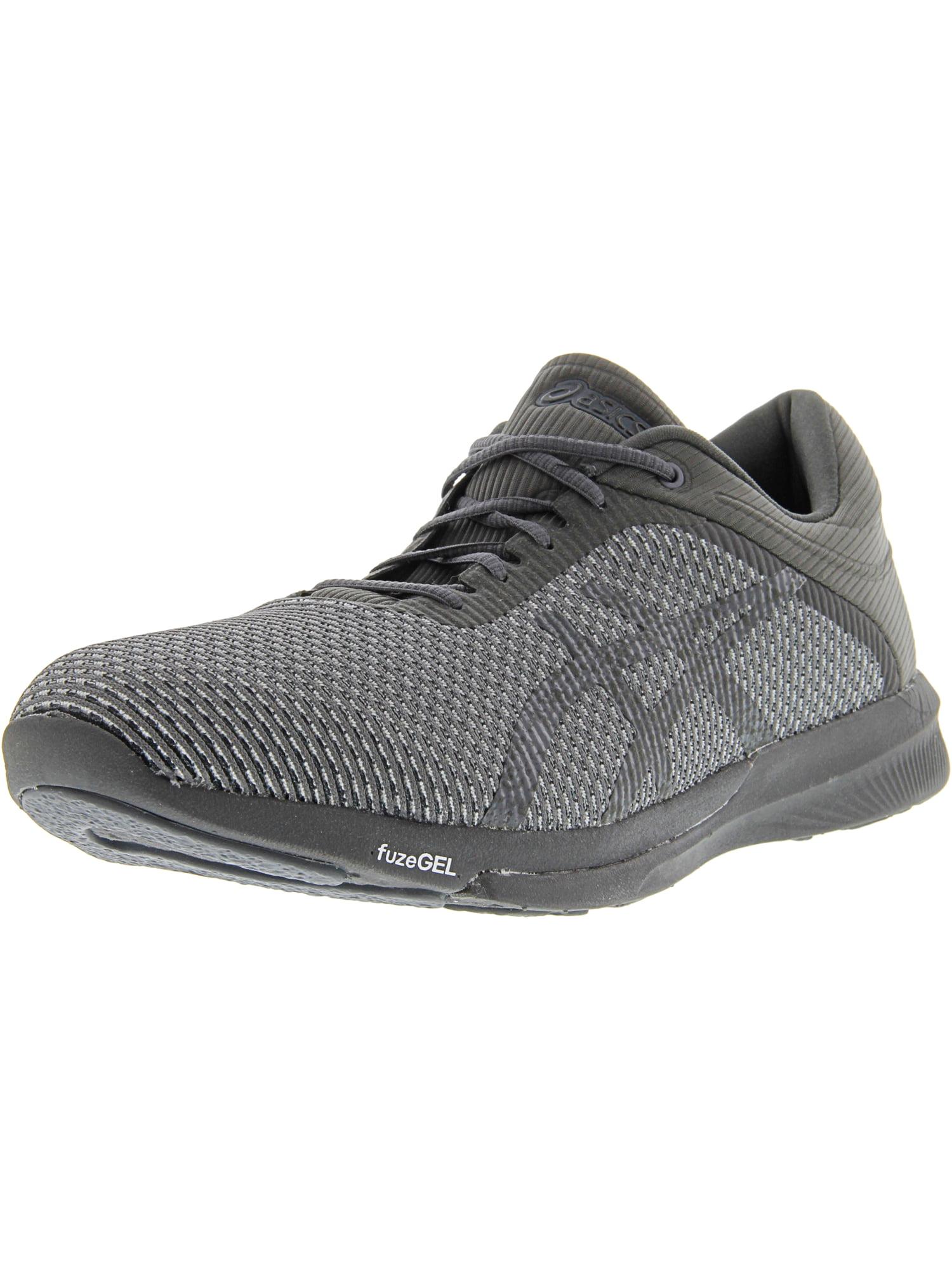 Asics Men's Fuzex Rush Cm Phantom Hot Orange Ankle High Running Shoe 14M