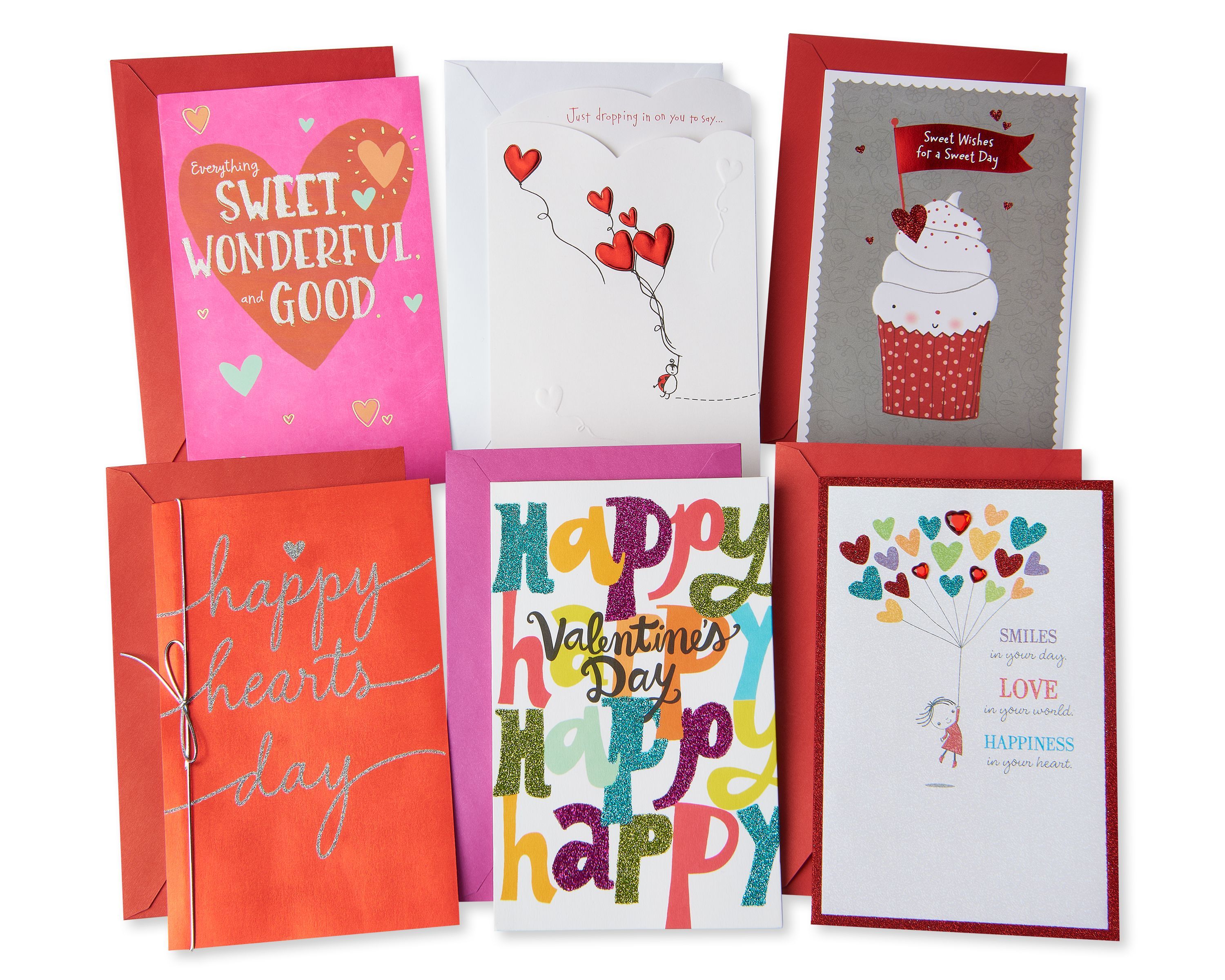 Love Card Handmade Greeting Card Love is in the Air Variety Card Pack Valentines Days I Love You Card