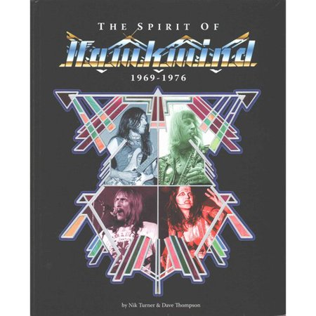 The Spirit of Hawkwind: Includes Vinyl Record, and Miscellaneous Items