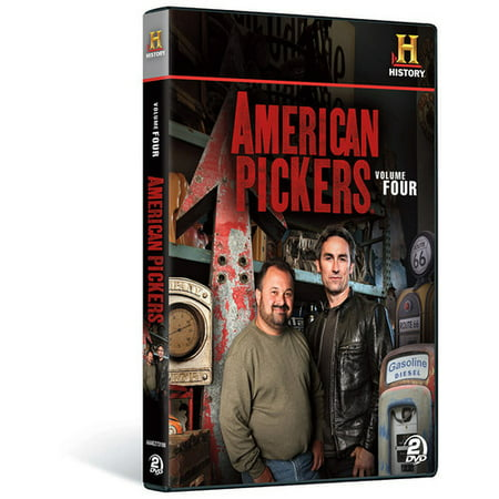 American Pickers: Volume Four (DVD)