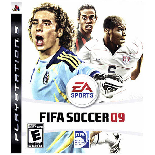 FIFA Soccer 09 (PS3) - Pre-Owned