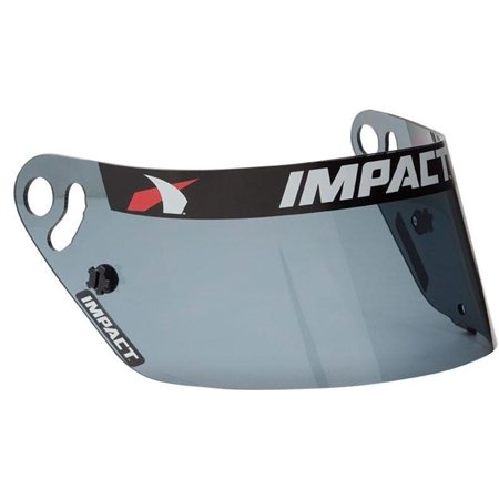 Impact Racing 13199903 Champ & Nitro Helmet Visor Dark (Impact Champ Helmet)