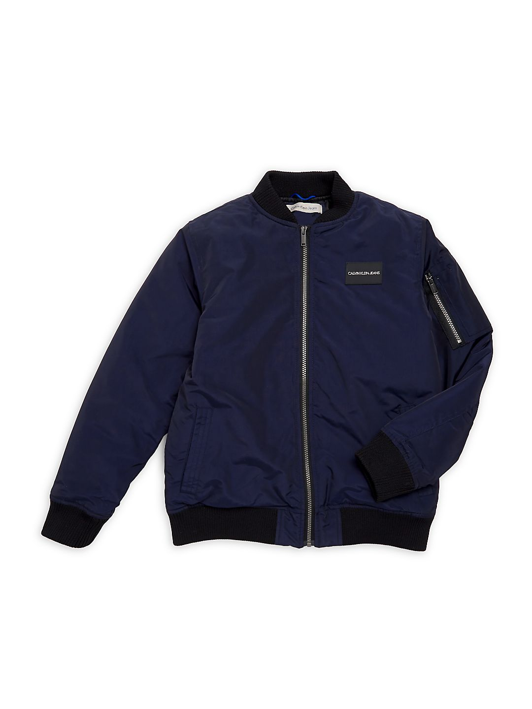 Boy's Aviator Jacket