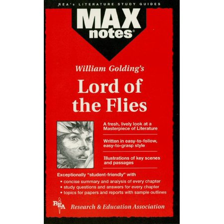 Lord of the Flies (MAXNotes Literature Guides) -