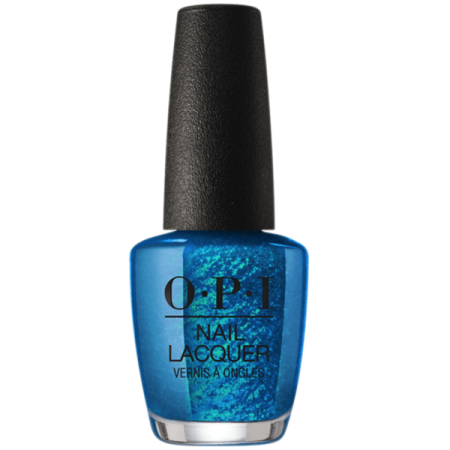 OPI Nail Polish Fall 2019 Scotland Collection NLU19 Nessie Plays Hide & Sea-k 0.5 oz