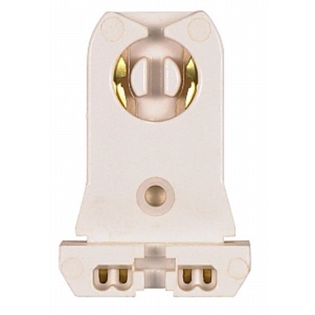Rapid Strip - Satco Tall Standard Twist-In Used in Strip Fixtures for Rapid Start Applications Slide-On Mounting 20 Gauge Slots Upper and Lower