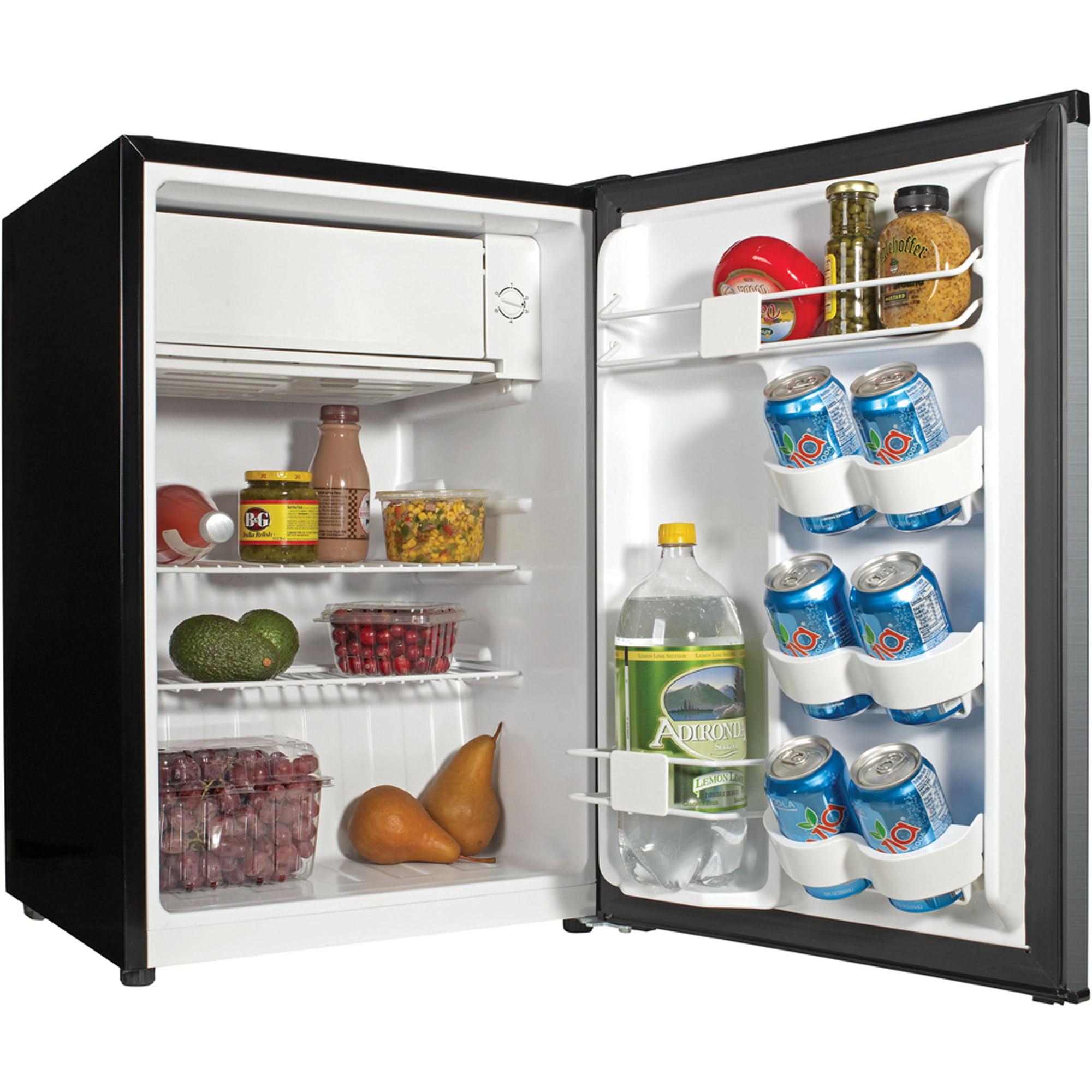 Mini Fridge Compact Steel Refrigerator 2 7 Cu Ft Dorm