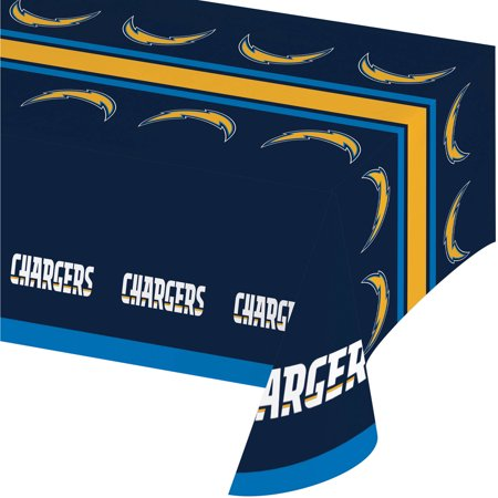 San Diego Chargers Table Cover