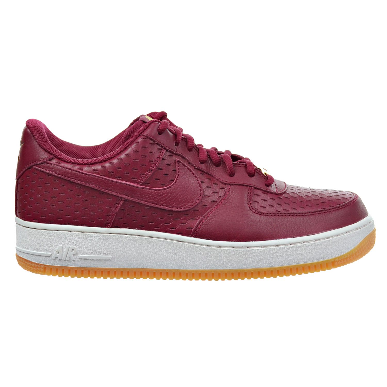 Nike Air Force 1 '07 Premium Women's Shoes Noble Red 6167...