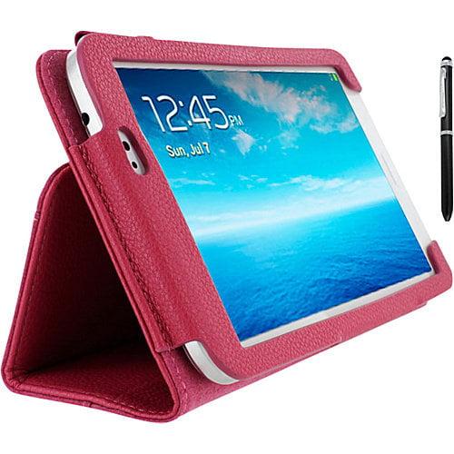 rooCASE Samsung Galaxy Tab 3 7.0: Dual Station Case w/ Stylus
