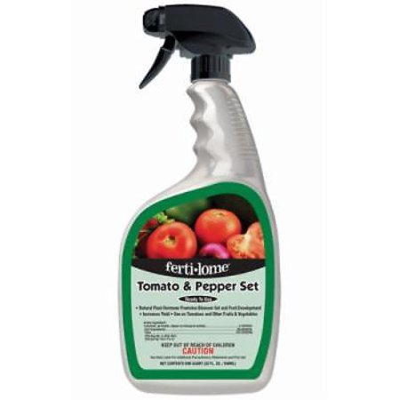 2PK VPG Fertilome 32 OZ Ready To Use Tomato/Pepper (Best Fertilizer For Tomatoes And Peppers)