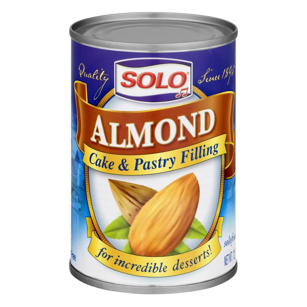 Solo® Almond Paste 8 oz. Box