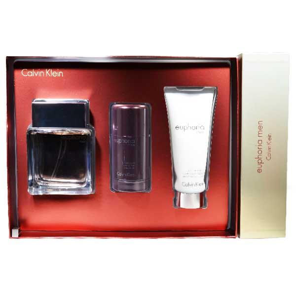Calvin Klein Euphoria Men Gift Set - Walmart.com