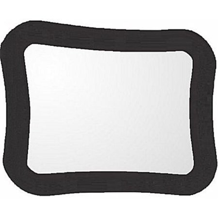 Framed Mirror Wood, Espresso - image 1 of 1