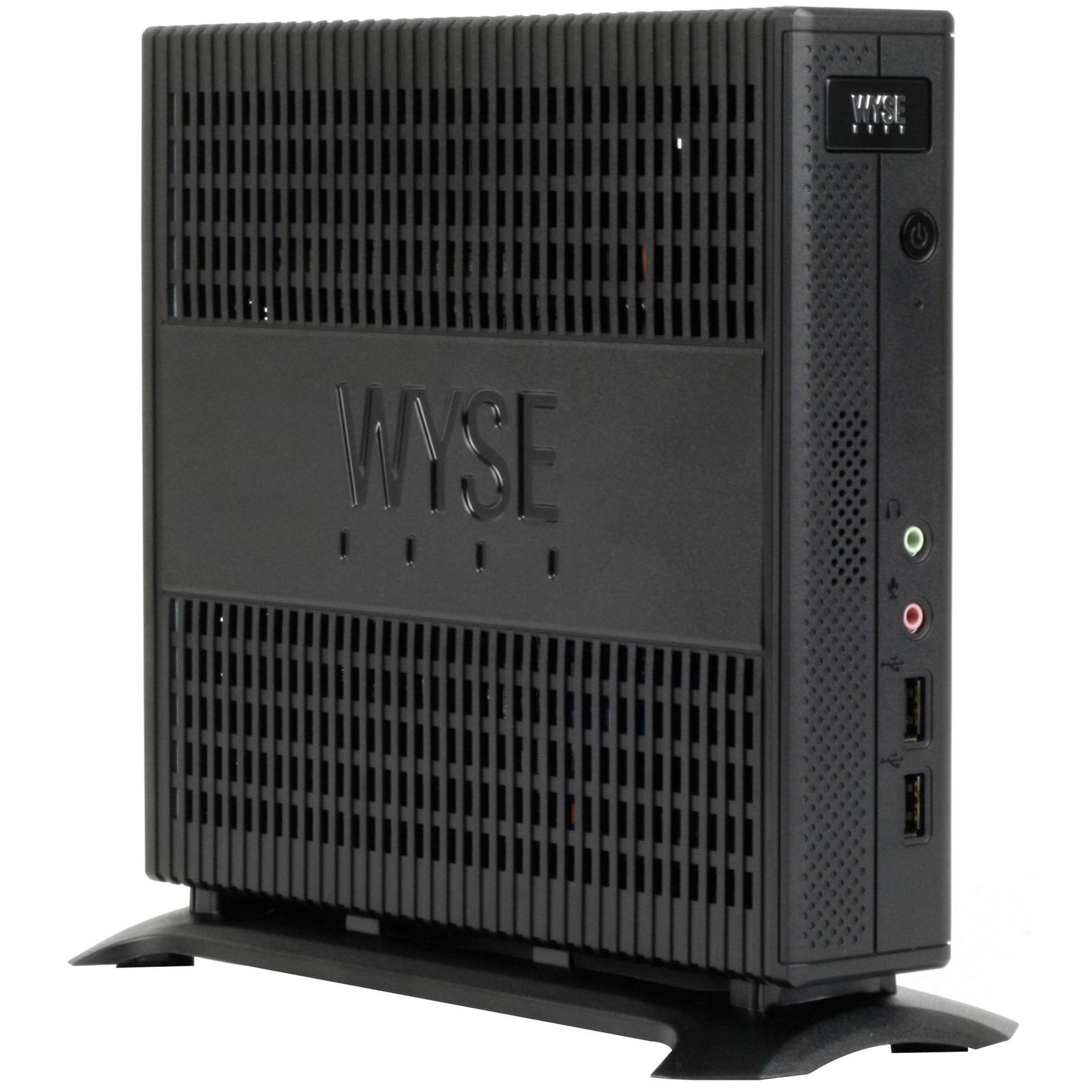 Wyse Technology Desktop Slimline Thin Client - AMD G-Series T52R 1.50 GHz