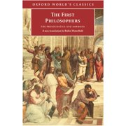 The First Philosophers: The Presocratics and Sophists - eBook