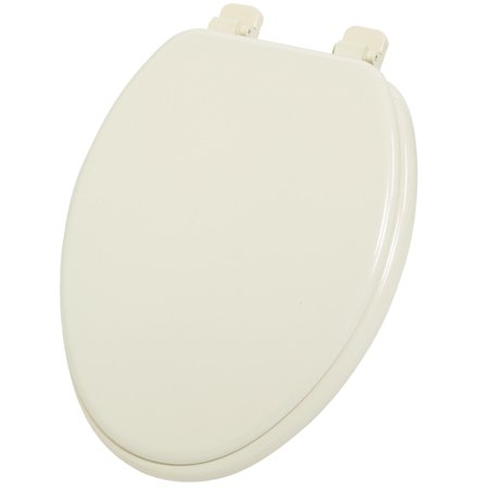 Wood Toilet Seat Walmart.Home Impressions Elongated Wood Toilet Seat Walmart Com
