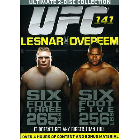 UFC 141: Lesnar Vs. Overeem (DVD)