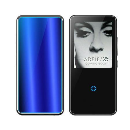 2.4'' 16GB HiFi bluetooth MP3 MP4 Player bluetooth 4.1 Lossless Recorder FM Radio Video Movie 8GB 16GB (Halloween Movie Quotes Mp3)