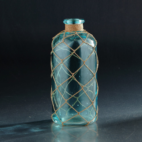 Diamond Star Glass Decorative Bottle by